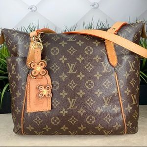 Authentic Louis Vuitton Totally MM Satchel